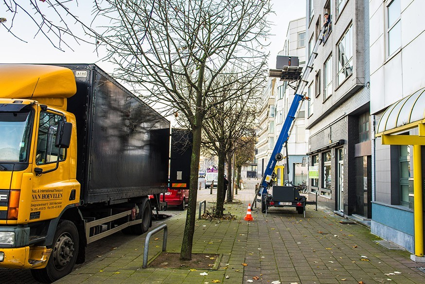 Ladderlift service Mechelen