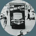 Van Hoevelen Verhuizingen - Geschiedenis van de verhuisfirma verhuisfirma Homepage van hoevelen verhuizen geschiedenis